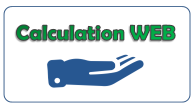 calculation web: logo